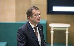 Сенаторы поддержали закон, направленный насовершенствование подходов ктерриториальной организации МСУ