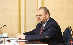 О. Мельниченко: Необходимо повысить качество проведения капитального ремонта общего имущества вмногоквартирных домах