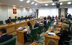 Работу поорганизации глобального женского форума необходимо начинать уже сейчас— В.Матвиенко