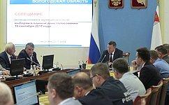 Ю. Воробьев: Выборы– важнейшее мероприятие государства, которое определяет зрелость страны ивсего общества