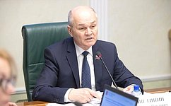 М. Щетинин: Важно совершенствовать меры государственной поддержки научных иобразовательных учреждений