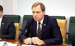 А. Кутепов: Комитет СФ поэкономической политике обобщил предложения регионов поподдержке бизнеса