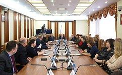 М.Щетинин: Волонтерское движение вРоссии способствует устойчивому развитию сельских территорий