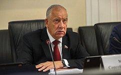 С. Митин: Достижение целей, стоящих перед российским АПК, будет вомногом зависеть отналичия квалифицированных рабочих кадров