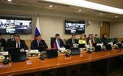 Н. Журавлев: Взаимодействие парламентариев России иТаджикистана послужит дальнейшему укреплению всего комплекса отношений двух стран