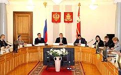 С. Леонов: ВСмоленской области наработан успешный опыт погармонизации межнациональных отношений