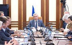 А.Климов: Комиссия СФ попредотвращению вмешательства вовнутренние дела РФ открыта для диалога ивзаимодействия собществом