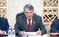 Ю. Воробьев: Мы продолжим сотрудничество сМККК воказании поддержки жителям Юго-Востока Украины