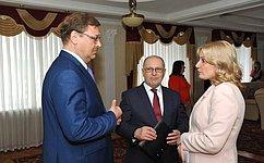К.Косачев обсудил навстречах сруководством Республики Марий Эл вопросы социально-экономического развития региона