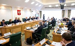 ВСовете Федерации обсудили ход реализации Стратегии развития пищевой иперерабатывающей промышленности России