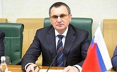 Н.Федоров: Нафоне активного развития российско-марокканских отношений важно придать новый импульс межпарламентским связям