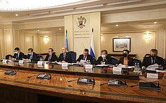 Ilyas Umakhanov: Russian, Uzbek MPs to support joint economic and humanitarian projects