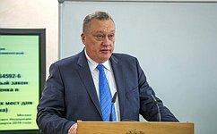В.Тюльпанов: Для борьбы сраспространением детских суицидов необходимо изменить Уголовно-процессуальное законодательство