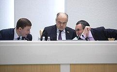Сенаторы обсудили ситуацию вокруг российских паралимпийцев ирефинансирование ипотечных кредитов