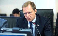 Комитет СФ поРегламенту иорганизации парламентской деятельности обсудил реализацию проекта «Формирование комфортной городской среды»