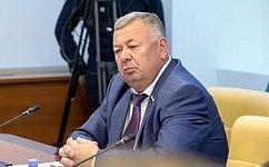 В. Николаев: Союзное государство предоставляет широкие возможности для прямых контактов между регионами России иБеларуси