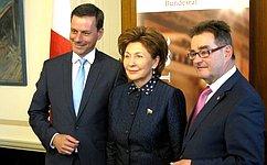 Г.Карелова: Россия иАвстрия заинтересованы вактивизации сотрудничества