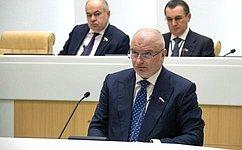В.Давыдов назначен надолжность заместителя Председателя ВС РФ– председателя Судебной коллегии поуголовным делам