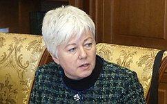О. Тимофеева: Подготовка кадров для работы вусловиях санкций— одна изстратегических задач России вобласти образования