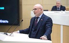 Совет Федерации одобрил поправки взакон оСМИ