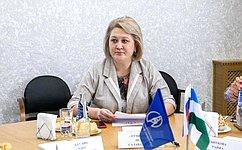 Л. Гумерова провела встречу сректорами ведущих вузов Башкортостана