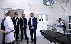 И. Каграманян: Нацпроект «Здравоохранение» помогает улучшить качество работы больниц иполиклиник вЯрославской области