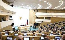 Входе «парламентской разминки» сенаторы обсудили рост цен встроительной отрасли, обеспечение регионов лекарствами, тему суверенного Интернета идругие вопросы