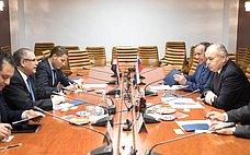 И. Умаханов: Отношения России иЕгипта– один изключевых факторов, определяющих ситуацию наБлижнем Востоке