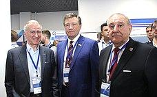 С. Рябухин принял участие вработе Международного авиатранспортного форума «МАТФ−2018»