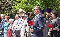 В.Абрамов: Нужно сохранять память особытиях Великой Отечественной войны