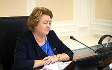 З. Драгункина: Важно, чтобы врамках рабочей группы Госсовета понаправлению «Образование инаука» отдельное внимание уделялось воспитанию детей