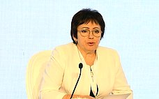 Россия готова кобмену опытом поболее широкому вовлечению женщин вобщественно-политические процессы— Е.Бибикова