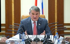 Ю.Воробьев: Российская лесная отрасль должна выйти накачественно новый уровень