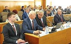 Н.Тихомиров: Вологодская область сначала года увеличила объем собственных доходов бюджета