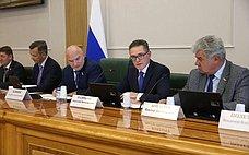 Комитеты СФ провели консультации покандидатурам для назначения надолжность прокурора субъекта ипрокуроров специализированных прокуратур