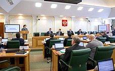 Обеспечение энергетической безопасности потребителей рассмотрел Комитет СФ поэкономической политике