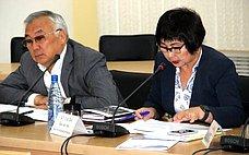 Б.Жамсуев принял участие взаседании оргкомитета XIV Международного бурятского национального фестиваля