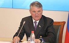 Ю.Воробьев: НаФоруме регионов России иБеларуси будут подписаны соглашения между органами законодательной власти субъектов двух стран