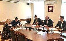 К. Косачев: Продолжается работа пореализации Постановления СФ огосударственной поддержке социально-экономического развития Республики Марий Эл