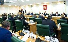 Г. Карелова провела слушания, посвященные механизмам переселения граждан изнепригодного для проживания жилищного фонда