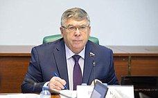 В. Рязанский: Вовлеченность граждан старшего поколения вжизнь общества помогает поддерживать их здоровье