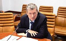 Е. Бушмин: Закон применяется невущерб интересам граждан испособствует сокращению правонарушений