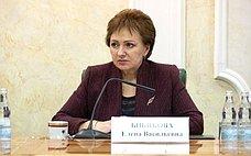 Е. Бибикова: Для более эффективной организации качественного питания вшколах важен родительский иобщественный контроль
