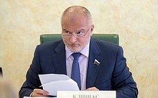 А. Клишас: Вопрос соблюдения прав граждан при авиаперевозках находится наконтроле Совета Федерации