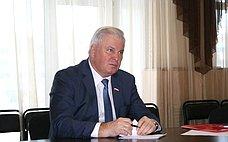 В. Наговицын встретился сактивистами территориального общественного самоуправления Бурятии