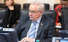В.Марков встретился синициативной группой поиска сведений осолдатах, пропавших без вести вгоды Великой Отечественной войны