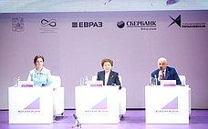 Программа Международного женского форума соответствовала современной федеральной имеждународной повестке— Г.Карелова