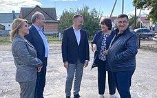 О. Алексеев: ВСаратовской области активно реализуются мероприятия нацпроекта «Культура»