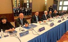 К.Косачев: Народы России иАзербайджана объединены культурными традициями идуховными ценностями