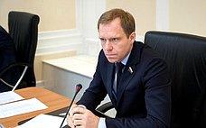 Комитет СФ поРегламенту иорганизации парламентской деятельности рассмотрел отчет Комиссии помониторингу экономразвития